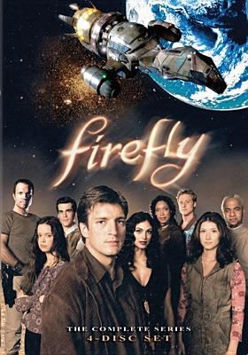 Firefly. The Complete Series.